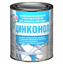 Цинконаполненный грунт Цинконол - ПРОФКРАСКИ