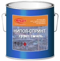 Антикоррозионная эмаль НИПОЛ-СПРИНТ - ПРОФКРАСКИ