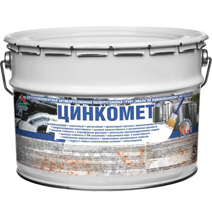 Грунт-эмаль для оцинкованного металла Цинкомет - ПРОФКРАСКИ